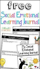 Individual Strengths Social Emotional Learning Journal Free Sample Zones Of Regulation