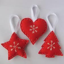 117 Best Filc Karácsony Images On Pinterest  Felt Christmas Christmas Felt Crafts