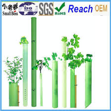 china pp corrugated plastic tree guards outdoor protectors
