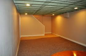 unfinished basement lighting. Unfinished Basement Ceiling Paint With Amazing Lighting Fixtures