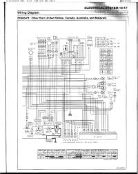 1997 zx7r wiring diagram 1997 wiring diagrams buona fortuna