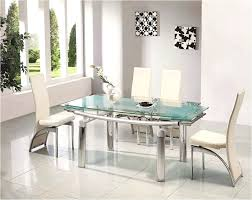 glass top dining table set 4 chairs medium size of dining top dining table set 4