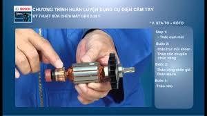 Boss Việt Nam - Dụng cụ điện cầm tay, máy khoan Bosch