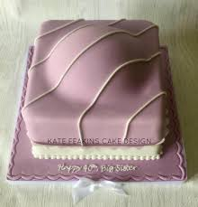 Fondant Fancy Cake Only 2 Spaces Left Cake Innovations Ltd Kent