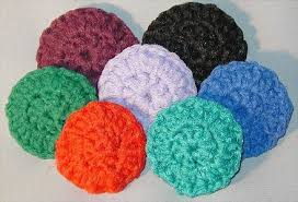 Free Crochet Patterns For Scrubbies Inspiration Crochet Net Scrubber Pattern Free Nylon Pot Scrubber Pattern