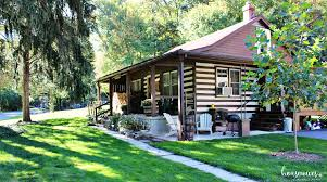 Mountaindale A Log Cabin Community In Frederick Housewives