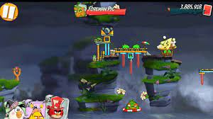 Angry Birds 2 Level 600 Boss Fight King Pig (Page 1) - Line.17QQ.com