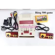 Máy Chơi Game Điện Tử 4 Nút SNES Family Computer [ Có video ]
