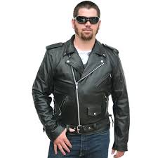 moto leather jacket mens. get quotations · mens classic leather motorcycle jacket mj400 48 moto