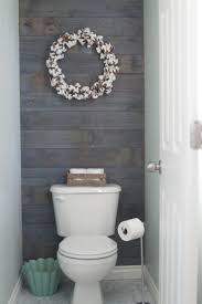 plank wall stained in minwax classic gray on downstairs toilet wall art with plank wall stained in minwax classic gray decor furniture