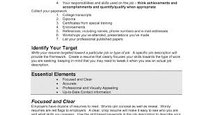 How To Write A Resume Free Download Resume Template Sample