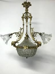vintage liberty bronze crystal chandelier for at bronze crystal chandelier vintage liberty bronze crystal chandelier