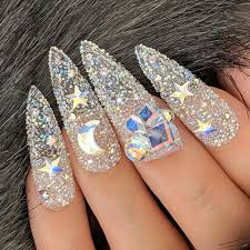 """Swarovski® Crystals for <b>Nails</b> – tagged """"Crystal Pixie"""" – Daily Charme"""