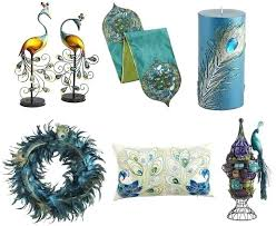 Peacock Home Decor Peacock Home Accessories Peacock Color Palette Home Decor  .