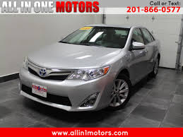 2014 Toyota Camry Warning Lights Used 2014 Toyota Camry Hybrid 2014 5 4dr Sdn Xle Natl For