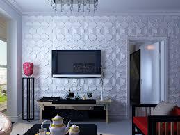 wall tiles designs living room photo 3