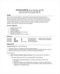 Sample Of Science Cv Resume Vaultradio Co