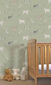 Behang Babykamer Utrecht Elegant Bakamer Behangpapier Design Ideen