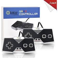 2 Pack <b>Classic</b> Wired <b>USB NES</b> Game Controller, kiwitatá <b>Classic</b> ...