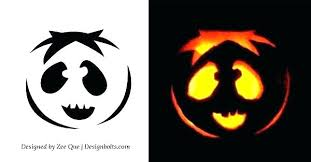 pumpkin carving patterns free easy pumpkin faces ideas n faces templates free scary carving