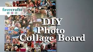 7 Different Items To Use To Make A Collage