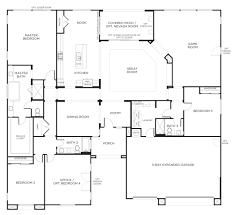 one story house plans with open floor design basics elegant lovely single level home