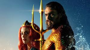 Jason Momoa And Amber Heard In Aquaman High Definition
