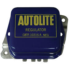 mustang voltage regulator 1968 1970 installation instructions voltage regulator blue correct yellow autolite stamping 1968 1970