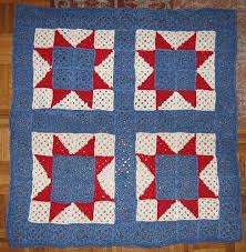 115 best Crochet Quilts images on Pinterest | Knit blankets ... & Star assembly of granny squares crochet granny_square star..Red,White,Blue Adamdwight.com