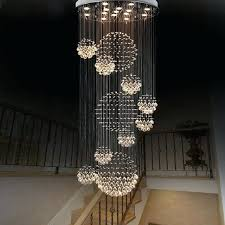 moon shape wave spiral staircase crystal chandelier regarding popular property designs uk