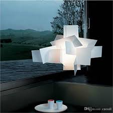 foscarini big bang chandelier fashion modern creative stacking pendant lamp designed by enrico vicente chandelier ceiling light r7s light green pendant