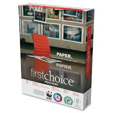 Domtar First Choice Copy Paper Dmr85761