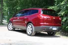 Automotive Trends » 2010 Chevrolet Traverse LTZ