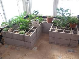 Fine Cinder Block Garden Wall Retaining By Colette C On Decorating