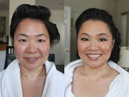before and afters portfolio makeup hair by olivia ha