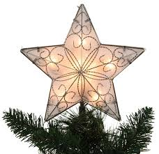 Accessories: Tree Topper | Christmas Tree Star Toppers | Castiel ...