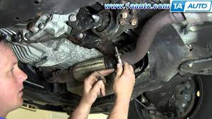 how to replace install downstream oxygen o2 sensor 2001 06 hyundai Tiburon O2 Sensor Wiring Diagram how to replace install downstream oxygen o2 sensor 2001 06 hyundai elantra 2 0l youtube GM O2 Sensor Wiring Diagram