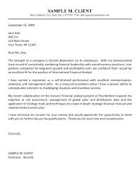 Example Of A Cover Letter For An Internship Cover Letter Sample For