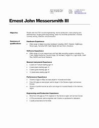 Audio Resume Network Engineer Cover Le Inspirationa Audio Engineer Resume