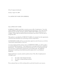 Employment Offer Letters offer of employment letter Ninjaturtletechrepairsco 1