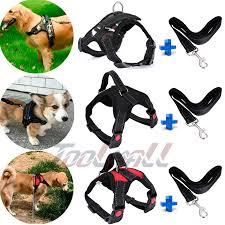 Leash Small <b>Pet Control Harness</b> Dog Cat Soft Mesh Walk Collar ...