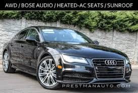 audi a7 2014 black. Modren 2014 Used 2014 Audi A7 Prestige Sportback 30S Quattro For Sale In Lindon UT And Black T