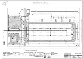 Готовые курсовые по тсп Скачать курсовой проект по ТСП Организация и планирование строительного производства одноэтажное промышленное здание