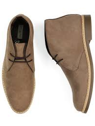 mens vegan signature deserts in taupe vegan suede will s vegan