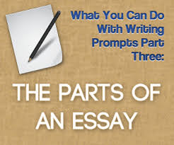 parts of a essay outline AinMath SlideShare