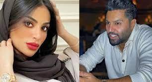 بالفيديو- تعليق صادم من يعقوب بوشهري على عادات السعوديين بعد زواجه من فاطمة  الأنصاري : صحافة الجديد نجوم و فن