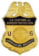 agriculture specialist badge cbp officer job description