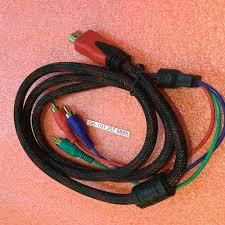 Chỉ 70,000đ - Dây cáp HDMI sang 3 RCA giá 1 sợi