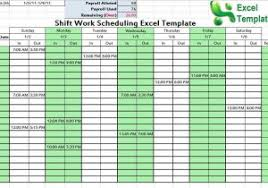 how to make a time schedule in excel time schedule excel template and create a work schedule in excel
