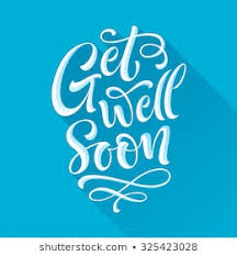 Get Well Soon Poster Get Well Soon Card Images Stock Photos Vectors Shutterstock
